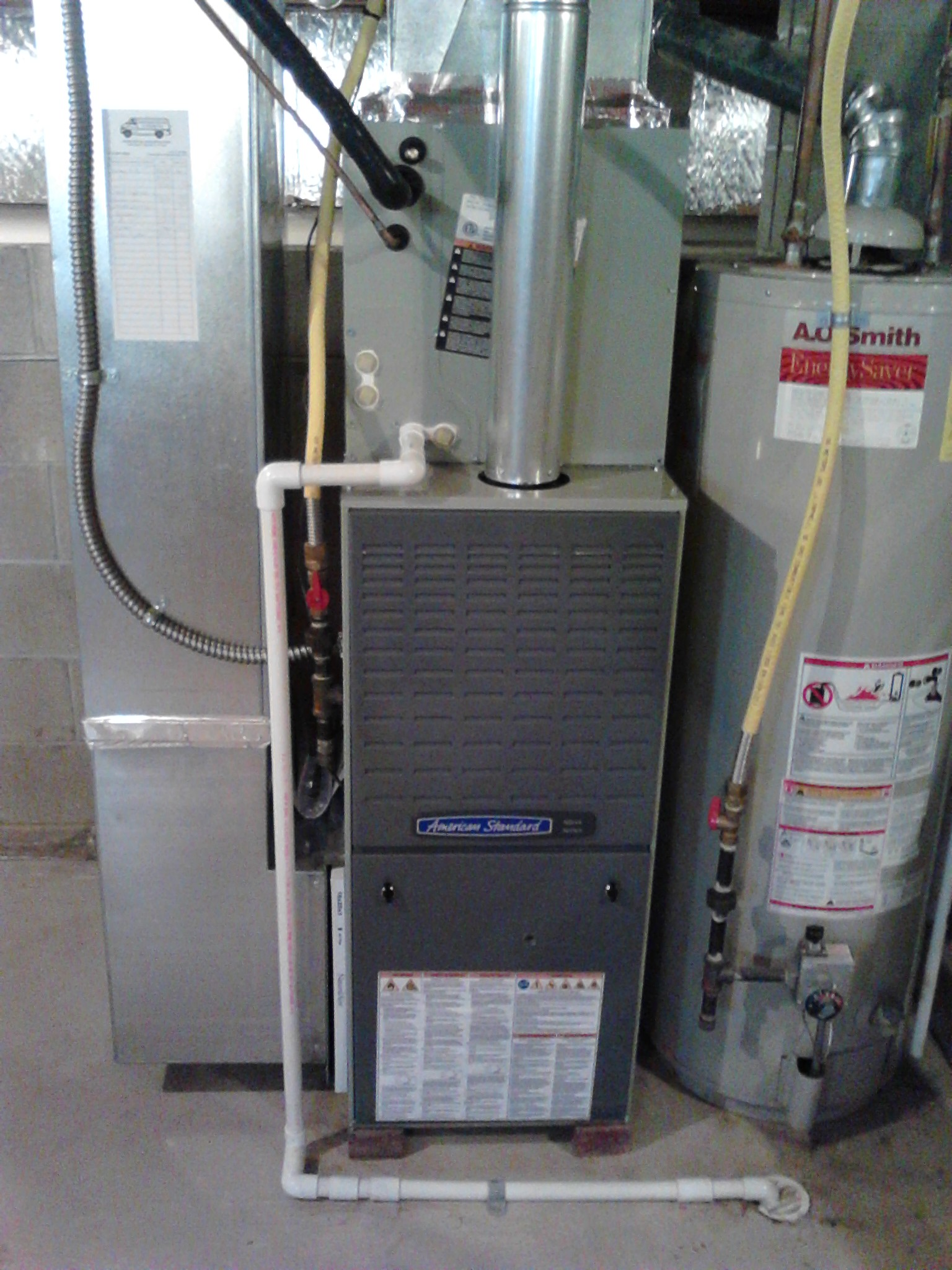 Heating season for Bad blower motor symptoms in hvac